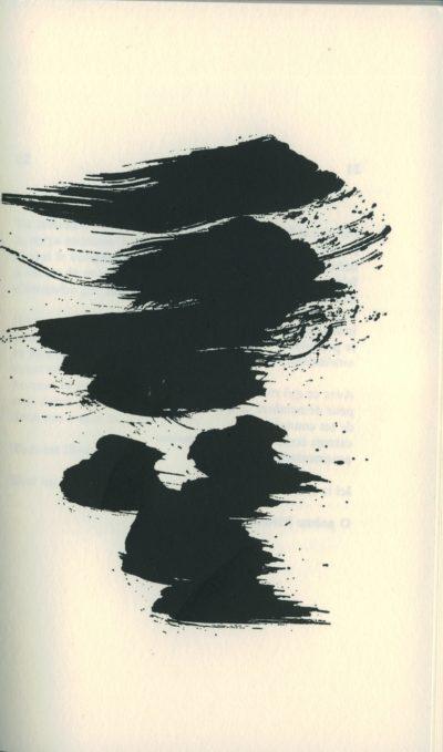 L'étincelle suffit à la constellation, poèmes.