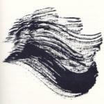 Ce tressaillement du loup, poèmes. Encres de René Laubiès.