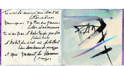 Les chiens fous pleurent la nuit, poèmes. (extraits), Oeuvres de Julius Baltazar
